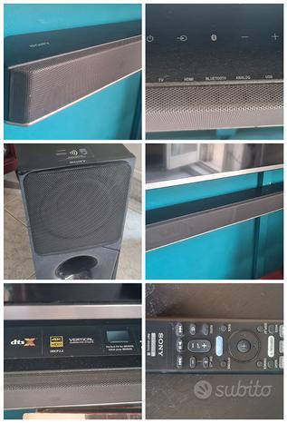 Soundbar sony x9000f