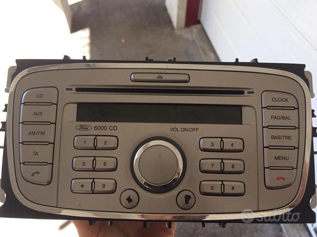 Autoradio originale Ford s Max 2006