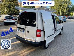 VOLKSWAGEN Caddy 2.0 TDI 110CV 4Motion (4X4)
