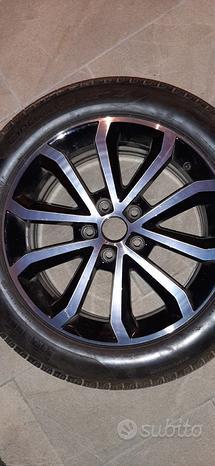 5e0601025j cerchio skoda Volkswagen nuovo