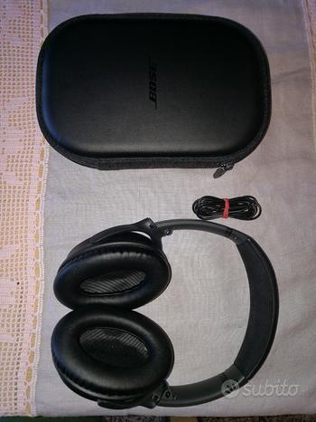 Cuffie Bose QuietComfort 35 II Noise Cancelling