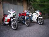Ducati team da corsa epoca