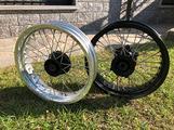 Cerchi motard *come nuovi
