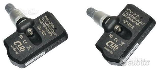 Sensori di pressione TPMS - massima affidabilità