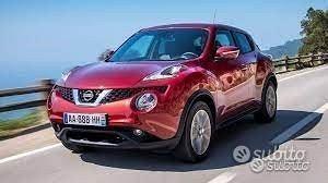 Disponibili ricambi Nissan Juke