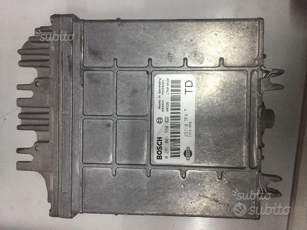 Centralina motore Nissan terrano II