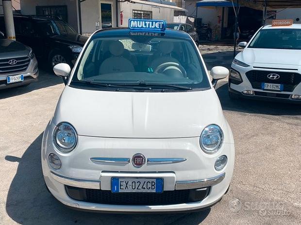 Fiat 500 1.3 mjt 95cv lounge