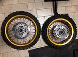 Cerchi pit bike 12 /14