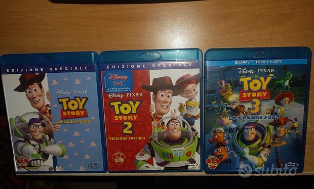 Toy Story, Twilight, Transformers, Iron Man BluRay