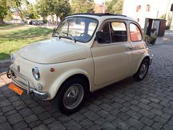 FIAT 500 L (d'epoca) FIAT 500 L 110 F Berlina