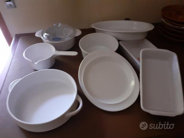 Ceramica da forno,oggetti cucina mai usati