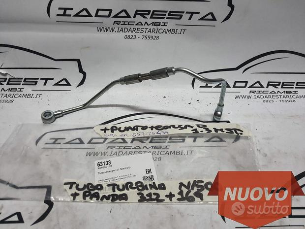 Tubo Olio Turbina 500 Panda Ypsilon 1.3D 55213493