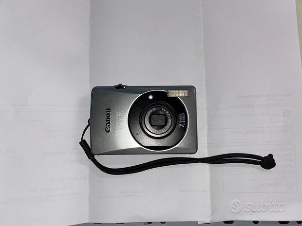 Fotocamera compatta Canon Ixus 75 come nuova