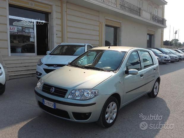 FIAT Punto 1.2 16v - 2003