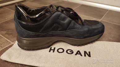Hogan blu donna n 36.5 - Abbigliamento e Accessori In vendita a Varese