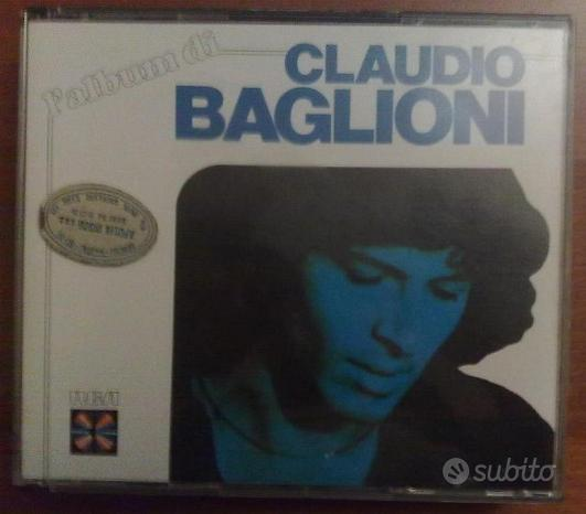 2XCD Claudio Baglioni,L'album di.1987 RCA ND71370