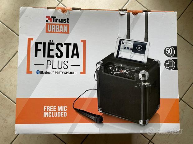 Trust Urban Fiësta Plus Altoparlante/speaker 50W