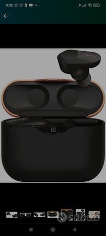 Sony WF 1000XM3 - auricolari come nuovi