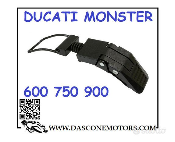 Gancio serbatoio Nuovo Monster 600 750 900