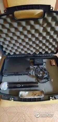 Radiomicrofono Shure sm58 Made in USA