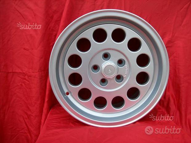 Cerchi Alfetta GTV 6 e Alfa 75 7x15 5x98