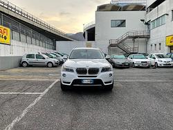 BMW X3XDrive 20 Diesel 4X4 Luxus Pelle full Option