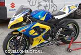 Suzuki gsx-r 600 (pronto pista) finaziamento 150