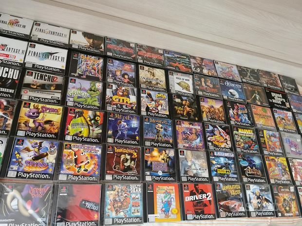 Giochi PlayStation 1 da collezione PAL