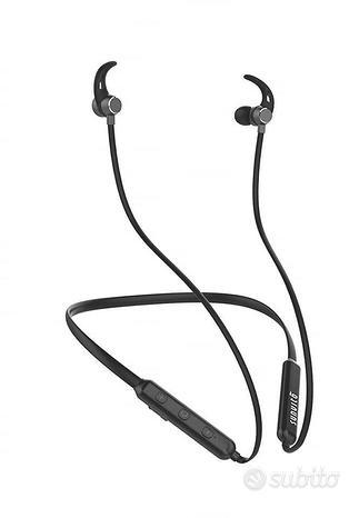 Auricolari Bluetooth sport archetto in-ear cuffie