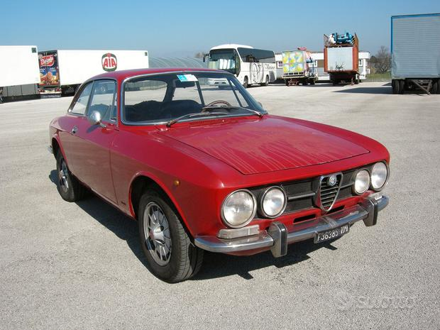 Alfa romeo 1750 gt veloce 2 s 1970 ( motore km 0 )
