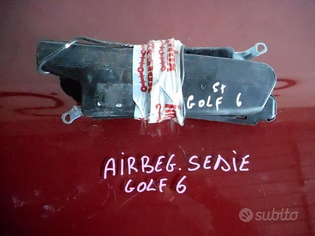 Airbag sedile golf 6;clio;audi a3;CITROEN c3,ds3;