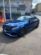 Mercedes-benz classe c220 coupè amg