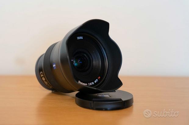 ZESS Batis 2.8/18mm Sony