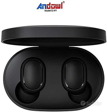 Airdots Cuffie TWS Wireless Bluetooth 5.0