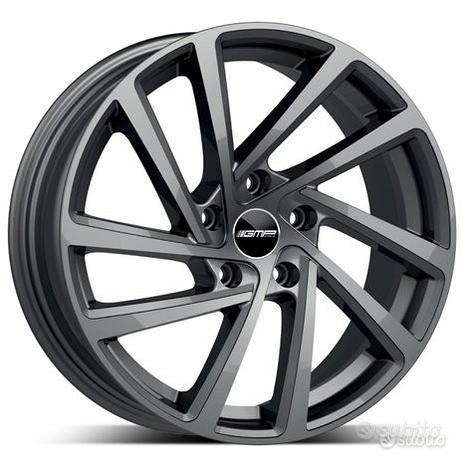 Cerchi in Lega Volkswagen Wonder R17