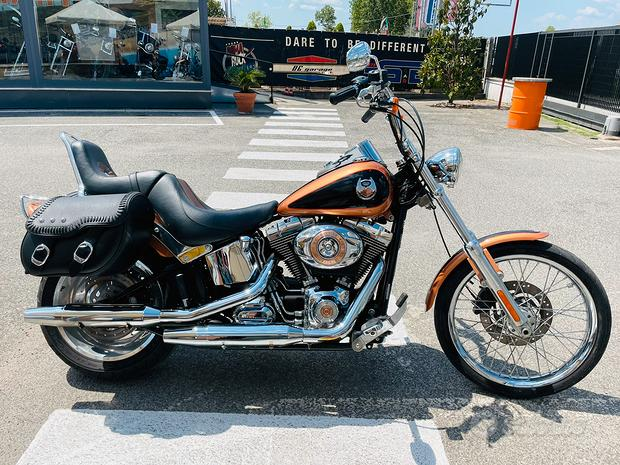 Harley davidson Softail custom 105'