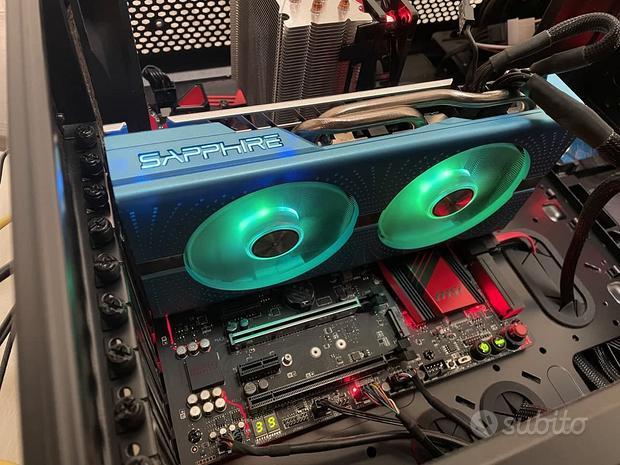 RX 580 8gb Sapphire Nitro+ Special Edition