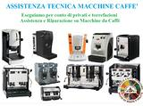 Riparazioni e assistenza Macchine Caffè