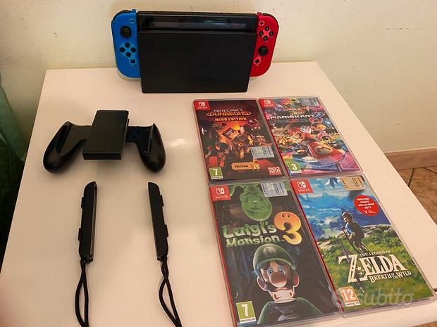 Nintendo Switch & giochi