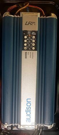Amplificatore AUDISON LRX 1.400 con regolatore