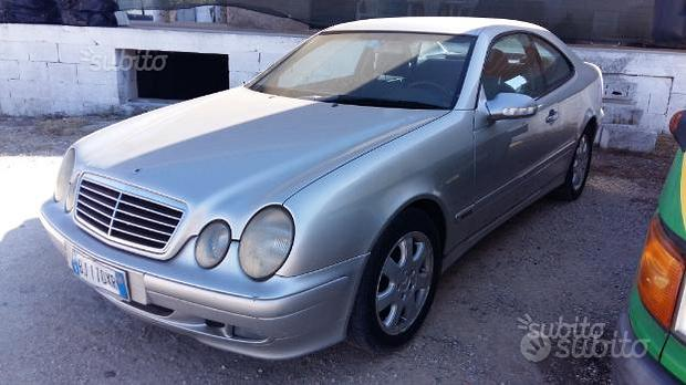 Ricambi Mercedes Clk 200 Kompressor