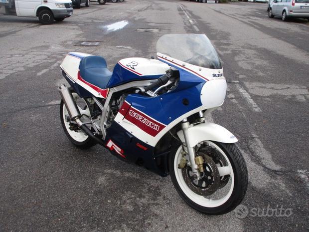 SUZUKI GSX R 750 (1985 - 93) LIMITED EDITION