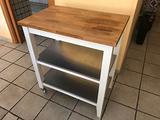 Mobiletto IKEA da cucina e sala pranzo mobile