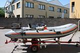Gommone joker boat 420+motorejohnson 25cv+carrello