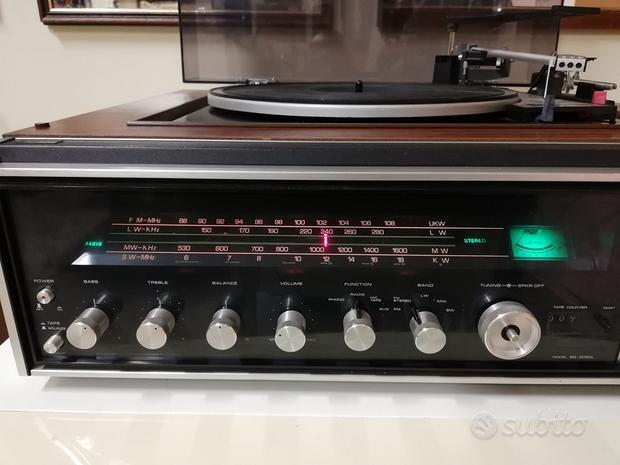 Sintoamplificatore Technics panasonic sg-2050l