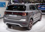Volkswagen t cross in ricambi