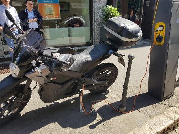 Cavo Ricarica MOTO elettrica ZERO Mennekes Tipo2