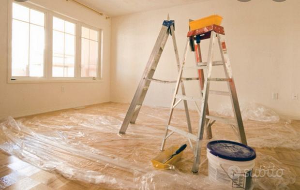 Imbianchino, pittore edile