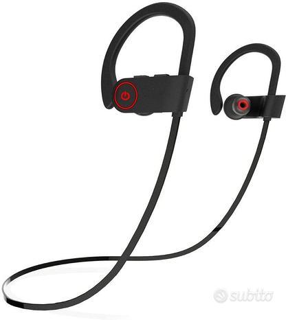 Proze - Auricolari Bluetooth Sport con Archetto
