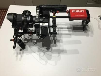 CINECAMPRO4K ED Videocamera Professionale